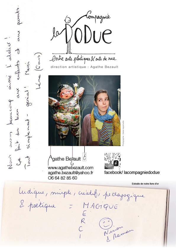 noel- cartes de voeux-la compagnie Dodue-generique13